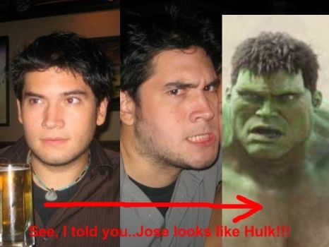 Josue is the Hulk by Lord-Peaches