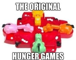 The original Hunger Games by SuperSNSDFan