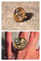 steampunk ring 2 by lidia-art