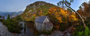 Tasmania's Other Shed by CapturingTheNight