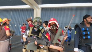 AX Valve Gathing 2013 by Ghost141