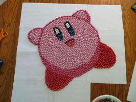 Kirby candified by Grudgeholder
