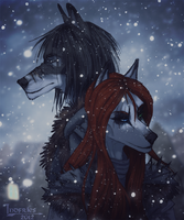 sleepy nords by Indfries