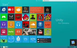 Unity 2.1 for Omnimo by Swelyn