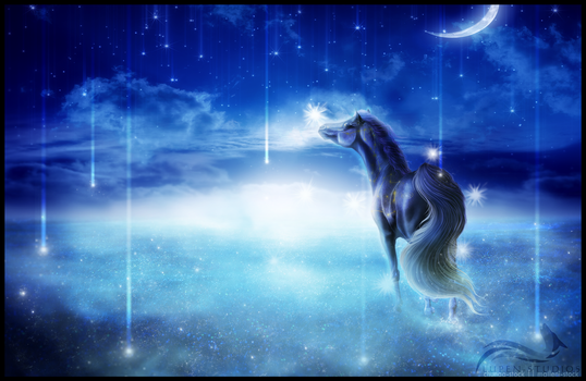 EVEN THE STARS FALL FOR YOU :AT: by LUPEN-STUDIOS