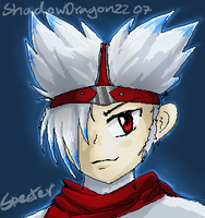 Ape Escape -- Specter by ShadowDragon22