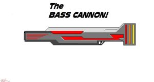 The Bass Cannon by Kyuubichowderfan
