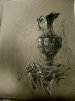 Urn and other stuff by jocelynhenry