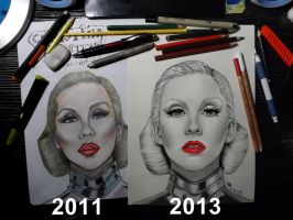 BIONIC Christina Aguilera by Williaaaaaam
