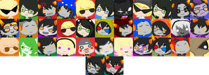 HS icons so far by SoWrong-ItsRight