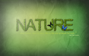 Nature - Wallpaper by Clergna