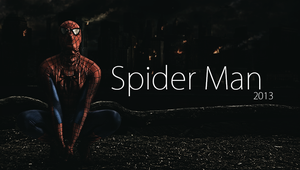 Spiderman 2013 Poster by A7md3mad