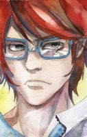 Shoichi is disappointed by Koganeiro