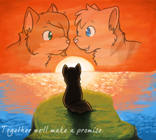 Together We'll Make A Promise by fennet