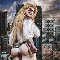 Lady Quantum: Protector of the West End by Lady-Quantum