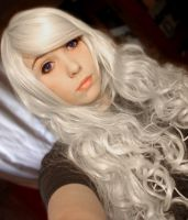 Wig and Make Up test Kasugami by Sayuri-Shinichi