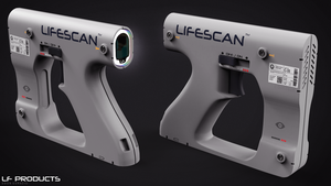 LifeScanner Concept Design by DrZoidberg96