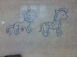 look what i did in class. by kim-306