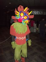 Skull Kid with Majoras Mask by The-True-ZX