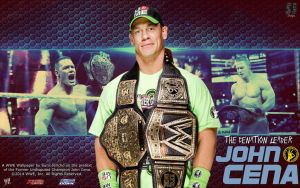 John Cena Wallpaper 2014 by SJericho