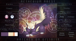 PKMNation Flower by Aetherium-Aeon