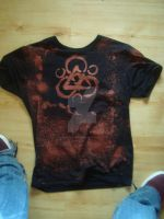 Coheed and Cambria Bleach t shirt by thedarknessrising