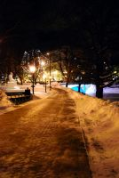 Riga Winter 2 by TheTaier
