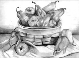 basket of fruits by angelheart05