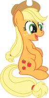 Applejack by Jakage
