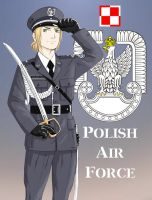 APH- Polish Air Force by Mirogniewa
