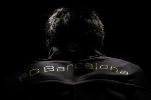 fc barcelona by thehairlab