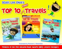 Scott Lee Chua's Top Ten Pinoy Travels by Dinuguan
