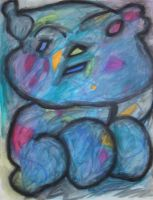 nounours by helenetaillant