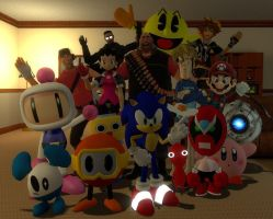 Group Photo by JJsonicblast86