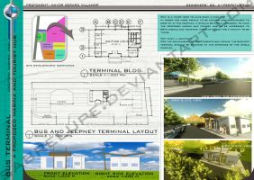 A Proposed Bus Terminal by sabrelupe