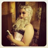 Bearded Lady Costume by dollfacexkilla