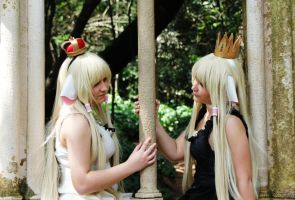 Chobits- Without Leaving You Again by KuroKikkai