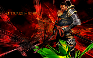 Mitsurugi Heishiro by randomchaos606
