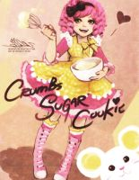 Sugar Cookie by zeldacw