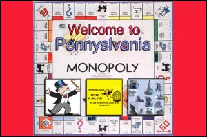 Monopoly Pennsylvania by Duganrox