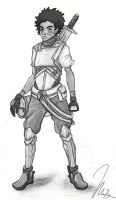 light armor by MBato