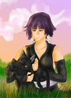 Yoruichi Shihouin And Soi Fon by Lion-Neverkilled