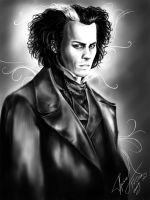 Sweeney Todd: The Demon Barber of Fleet Street by KseniaHarlequin