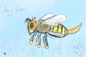 dogbee by Archfriend