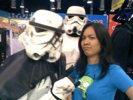 Trooping by gizophrenia