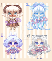 Cutie Adopts: Winter: CLOSED by RaineSeryn