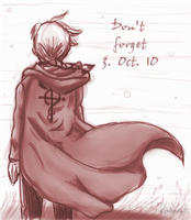 Don't forget 3.Oct.11|| FMA by rainhowlspl