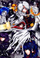 D Gray Man by Nekkohime