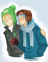 Noiao: Winter Weather by Sogequeen2550