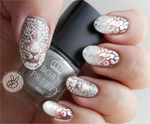 Leopard Decals And Printed Stamping by Ithfifi